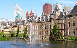 Hofvijver Den Haag